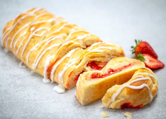 Photo of Butter Braid pastry